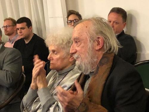 2019.12.15. Mestereink koncert, Vidovszky László