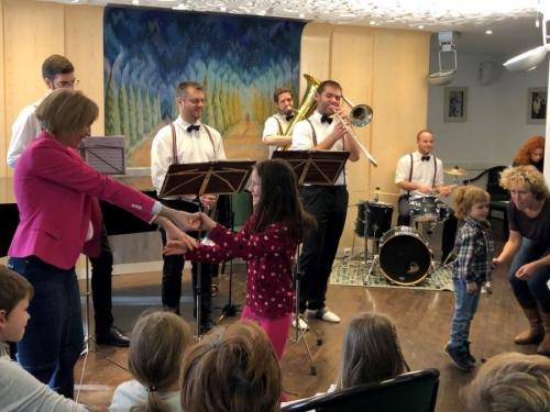 2019.11.23. Cérnahangverseny_Ratty Jazz Band, Szalóczy Dóra